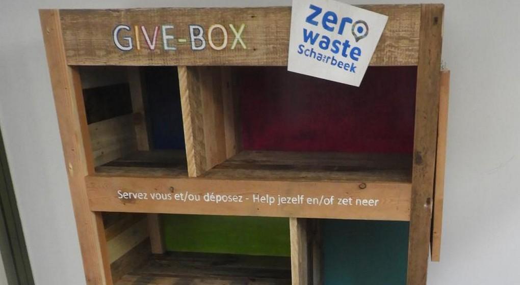 Give Box Schaerbeek
