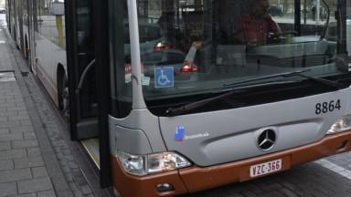 Confinement : la Stib réduit son offre ce week-end et supprime certains bus