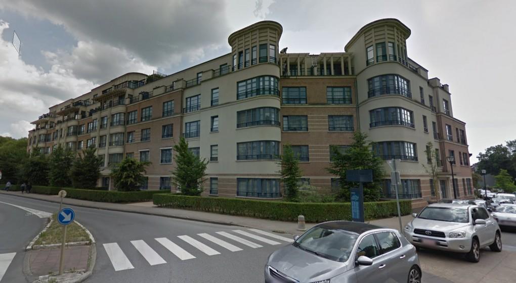 Immeuble La Belle Chanson - Rue De Cuyper Woluwe-Saint-Lambert - Google Street View