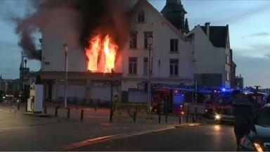 Incendie dans un squat rue Haute : un suspect sous mandat d'arrêt