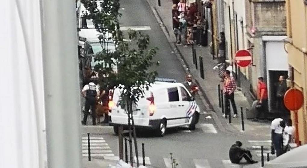 Intervention Police Rue de la Rivière - Saint-Josse - Facebook Alertes Contrôle de Police-Infos Bruxelles