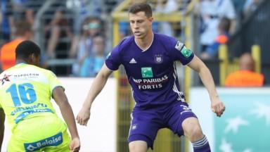 Le RSC Anderlecht prête James Lawrence au FC St. Pauli