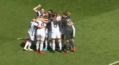 Joueuses RSC Anderlecht - Joie