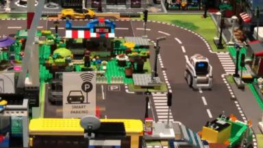 5 millions de briques Lego assemblées à Tour & Taxis du 25 octobre au 3 novembre