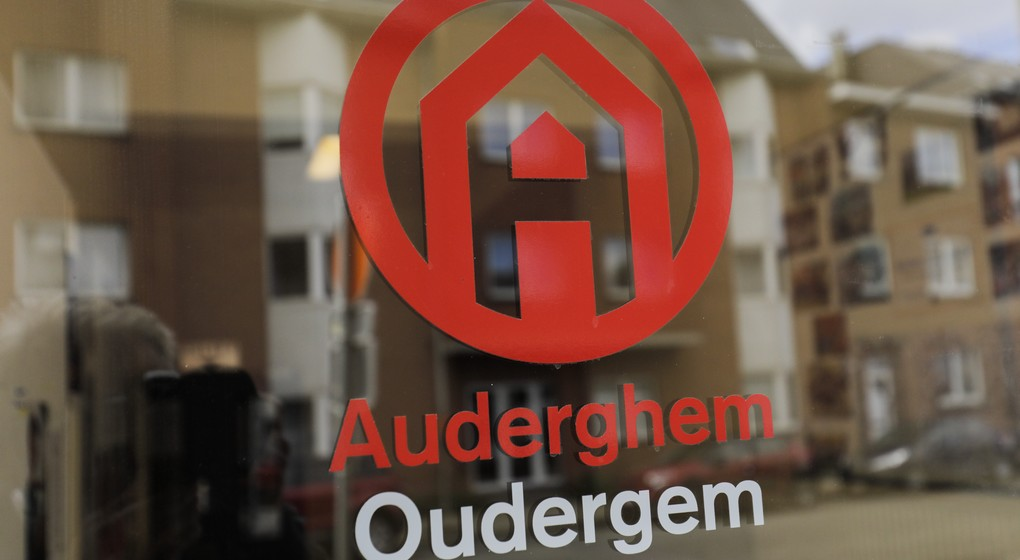 Logo Auderghem - Belga Thierry Roge