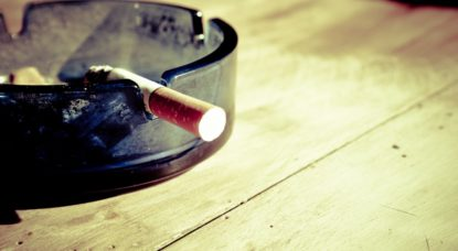 Mégot de cigarette - Photo Pikwizard