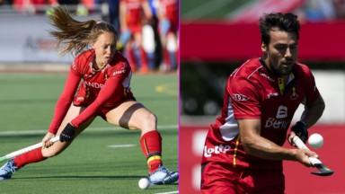 Hockey sur gazon : Vanasch, Boon et Gougnard parmi les sélectionnés belges pour l'Euro
