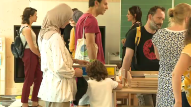 Schaerbeek : une nouvelle école à pédagogie Montessori se prépare pour la rentrée des classes