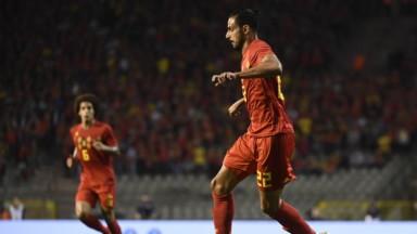 Le Diable rouge Nacer Chadli arrive à Anderlecht