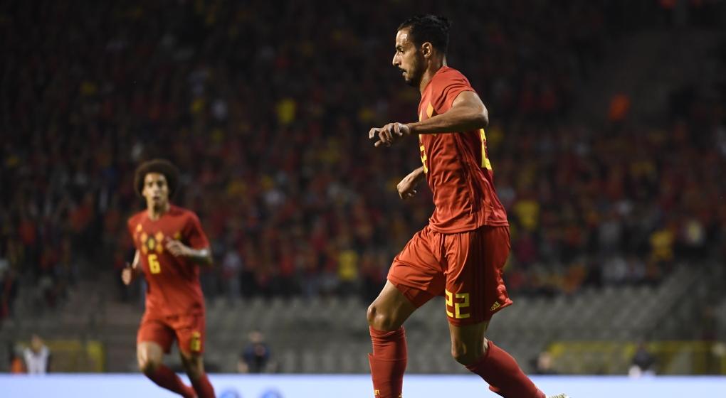 Maxime Lestienne fait son grand retour en équipe nationale belge