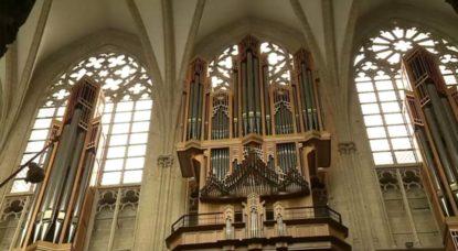 Orgue Grenzig Cathédrale Saints Michel et Gudule - Festival Ars in Cathedrali 2019