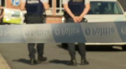 Police - Corps retrouvé au Solbosch - BX1