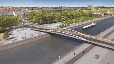 Bruxelles : début de chantier pour le pont Suzan Daniel