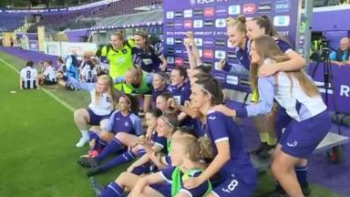 Ligue des Champions dames : qualification historique d'Anderlecht face à Linfield (3-1)