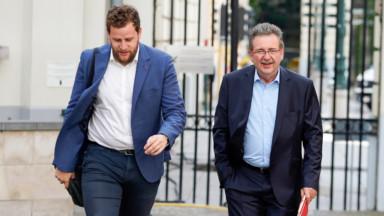 Rue de la Loi : Rudi Vervoort change de chef de cabinet