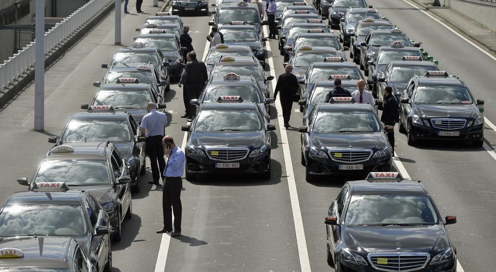 Taxis Brussels Airport Zaventem - Belga Eric Lalmand