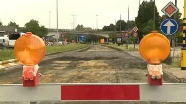 Après le boulevard de la Woluwe, la Woluwedal est de nouveau en chantier
