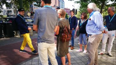 Visite satirique et loufoque du Bruxelles inachevé avec le Turpitour