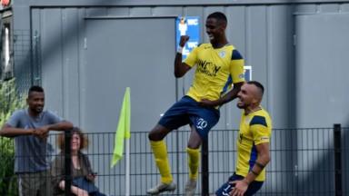 Débuts réussis pour l'Union Saint-Gilloise et doublé de Selemani contre Roulers (3-0)
