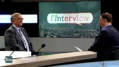 """Vincent De Wolf (MR) : """"Il n'est pas anormal que ça soit un Bruxellois qui remplace Didier Reynders"""""""