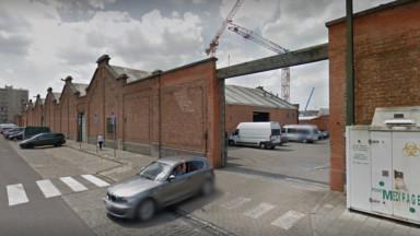 Des bactéries repérées dans l'eau d'une caserne de police à Etterbeek : l'espace douche fermé