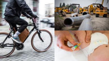 Vélos électriques, vaccins et aménagement du territoire : ce qui change ce 1er septembre à Bruxelles