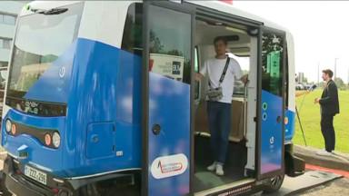 Mobilité : les navettes autonomes font leurs premiers kilomètres en conditions réelles