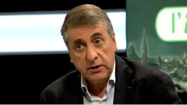 """Olivier Maingain (DéFI) : """"Il n'y a pas de possibilitéd'accord entre un parti démocratique francophone et la N-VA"""""""