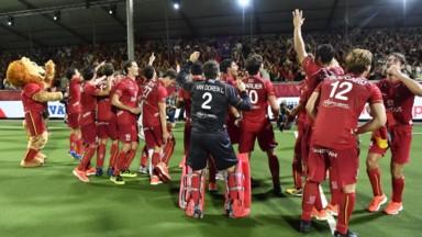 Champions du monde et d'Europe, les Red Lions ont réussi l'exploit face à l'Espagne (5-0)