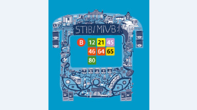 Stib : itinéraires modifiés pour 7 lignes de bus à partir du 31 août
