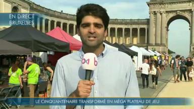 Les dés sont jetés au Brussels Games Festival