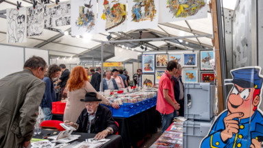 Bande dessinée : deux galeristes bruxellois seront les experts de Christie's France