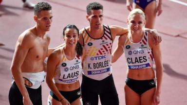 Deux athlètes bruxellois s'ajoutent à la sélection belge pour les Championnats d'Europe d'athlétisme en salle