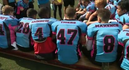 Brussels Tigers équipe Juniors - BX1