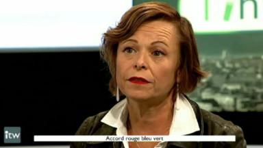 Delphine Chabbert (PS) était l'invitée de l'Interview ce jeudi