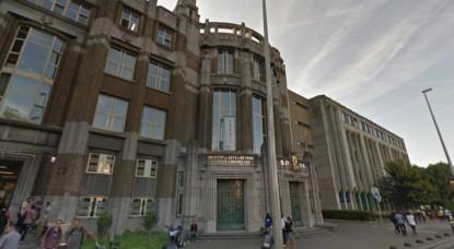 Institut des Arts et Métiers - Google Street View