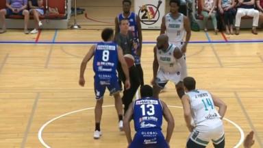 Basket : Malines s'impose face au Brussels (61-74)