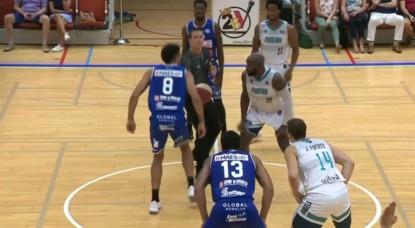 Kangoeroes Malines - Brussels Basket Phoenix - BX1 15092019