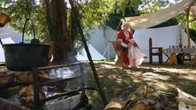 Seigneurs, paysans et saltimbanques réunis ce week-end au marché médiéval de Forest