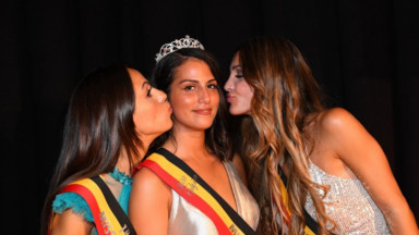 Nihal Eddaghmoumi élue ce week-end Miss Bruxelles 2020