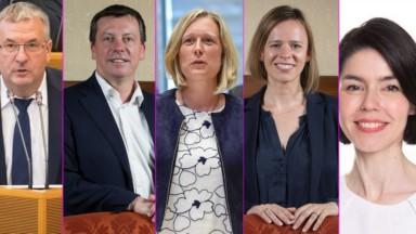 Voici la composition des nouveaux ministres de la Fédération Wallonie-Bruxelles