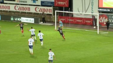 Le RWDM remporte son match face au KSK Heist (2-0)