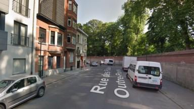 Laeken : un homme retrouvé inconscient dans son studio en flammes