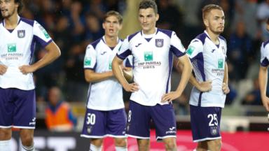 Anderlecht prolonge sa série noire à Bruges (2-1)