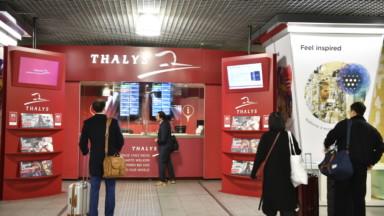 20% des Thalys rouleront vers la France et les Pays-Bas dès le 9 juin, le port du masque obligatoire à bord