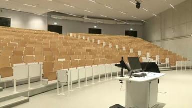 L'ULB inaugure son nouveau complexe de 4 auditoires sur le campus Erasme