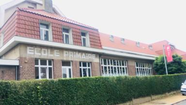Anderlecht : délocalisation d'une partie des élèves de l'école des Acacias