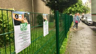 Une nouvelle aire de jeu pour chiens à Laeken