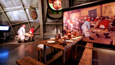 L'Atomium accueille une exposition sur Pieter Bruegel l'Ancien
