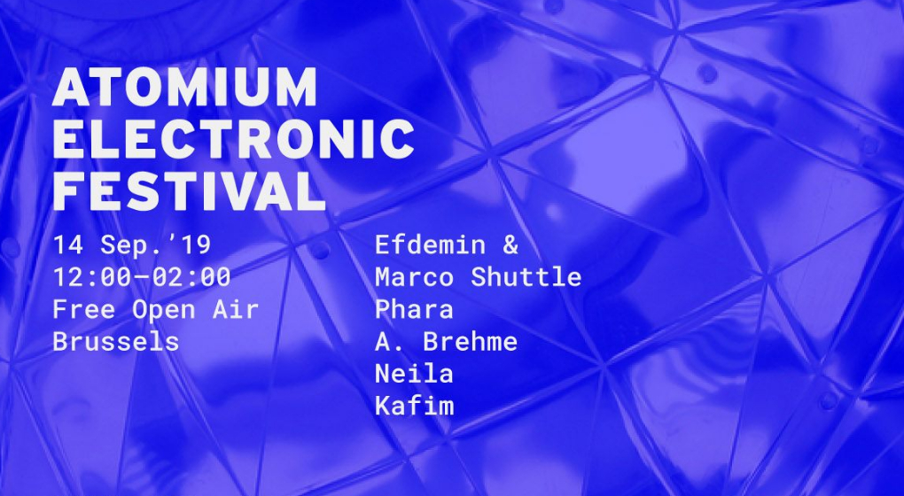 Calendrier Festival.Le Festival De Musique Electro Fera A Nouveau Vibrer L Atomium